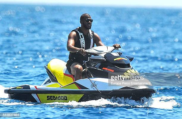 Chris Paul is seen on July 2 2016 in Ibiza Spain