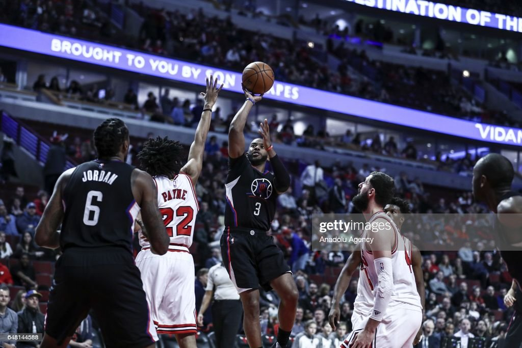 Chicago Bulls vs Los Angeles Clippers: NBA : News Photo