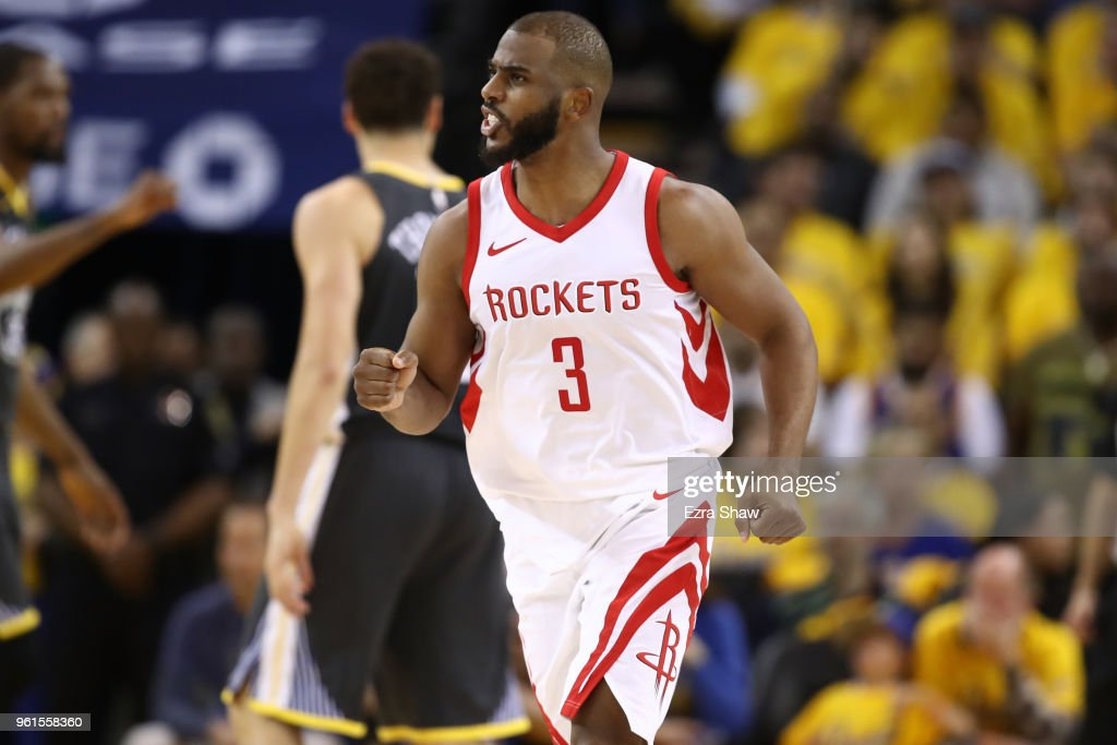 Houston Rockets v Golden State Warriors - Game Four