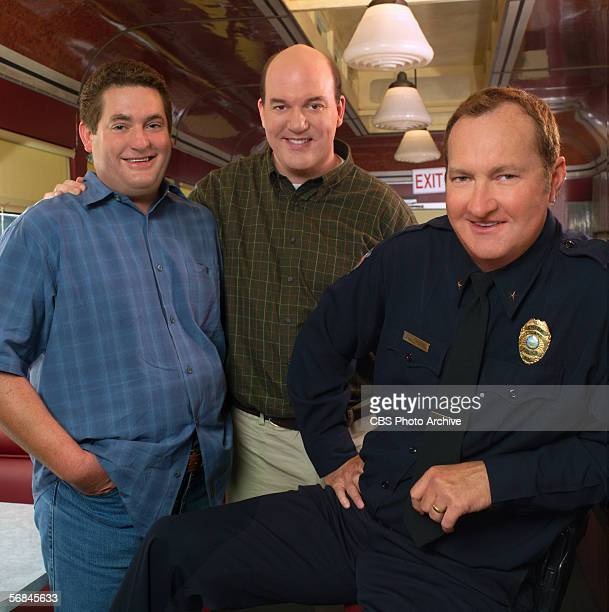 Chris Penn John Carroll Lynch and Randy Quaid star as The Shaw Brothers in the new drama THE BROTHERHOOD OF POLAND NH to air on the CBS Television...