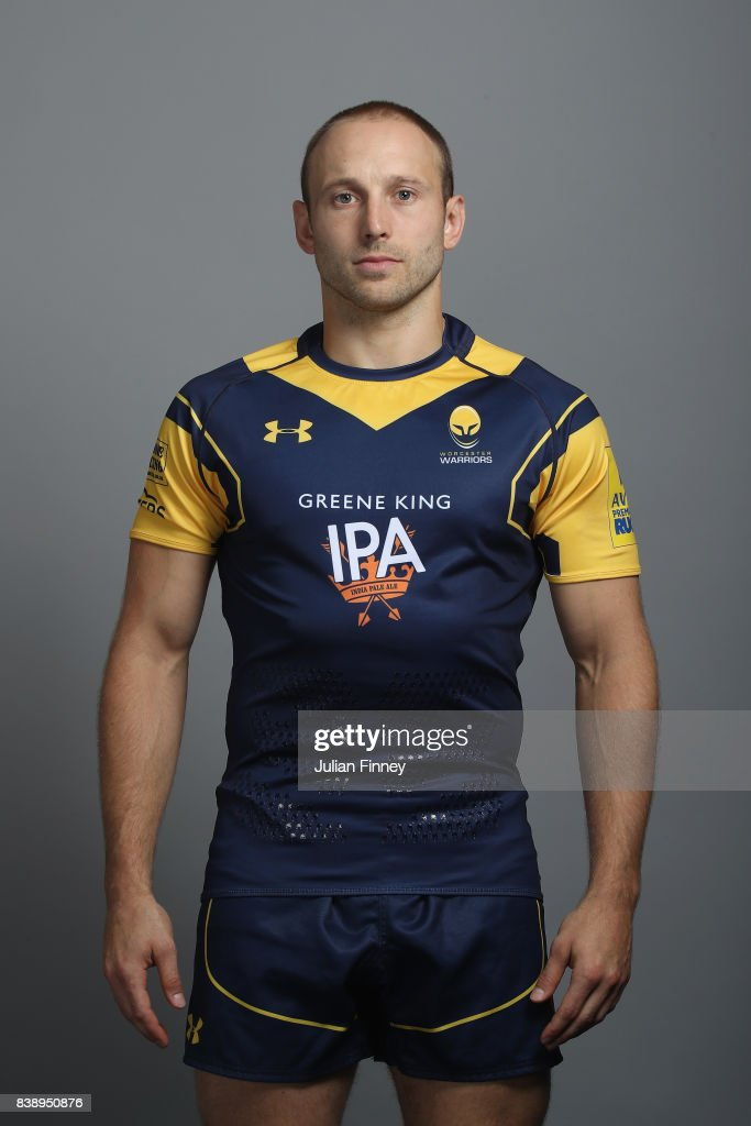 Worcester Warriors Photocall