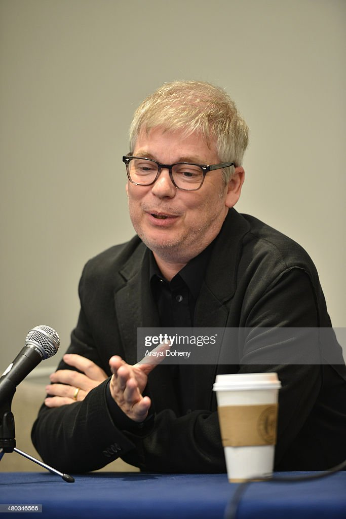 Chris Peters attends the Comic-Con International 2015 - 'To Dust Return' Panel at the Manchester Grand Hyatt on July 10, 2015 in San Diego, California.