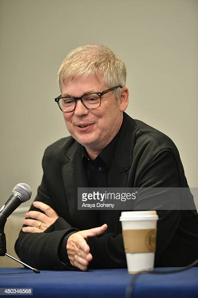 Chris Peters attends the ComicCon International 2015 'To Dust Return' Panel at the Manchester Grand Hyatt on July 10 2015 in San Diego California