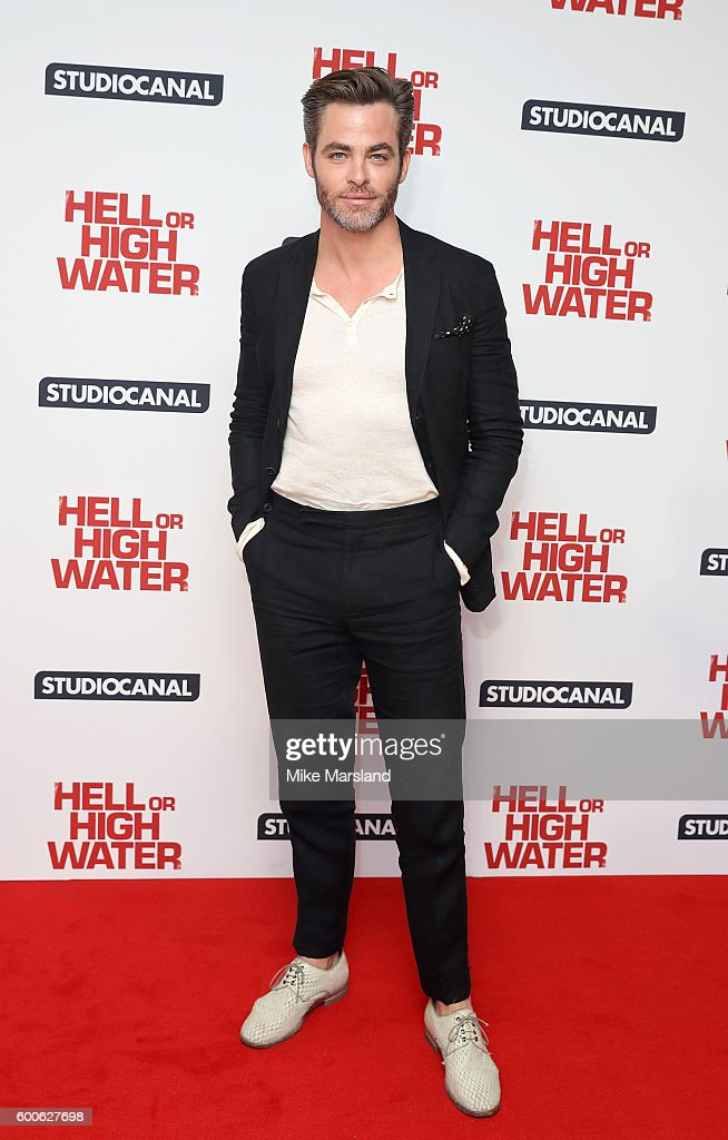 """Hell Or High Water"" - Gala Screening - Red Carpet Arrivals"