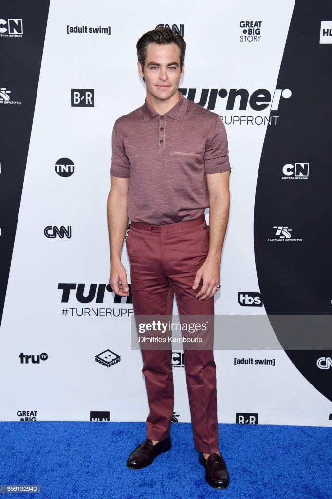 Turner Upfront 2018 Arrivals