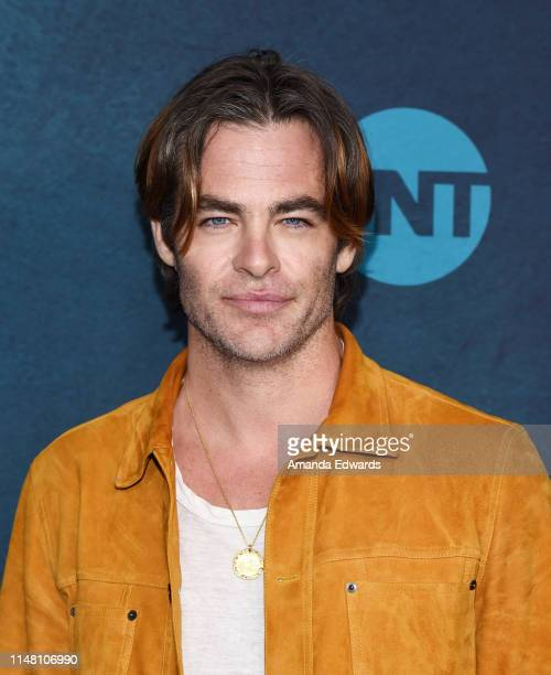 Chris Pine attends TNT's I Am The Night EMMY For Your Consideration Event at the Television Academy on May 09 2019 in Los Angeles California