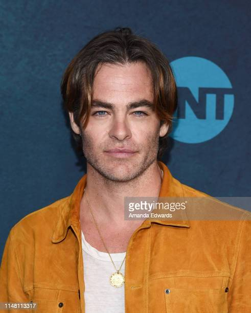 """Chris Pine attends TNT's """"I Am The Night"""" EMMY For Your Consideration Event at the Television Academy on May 09, 2019 in Los Angeles, California."""