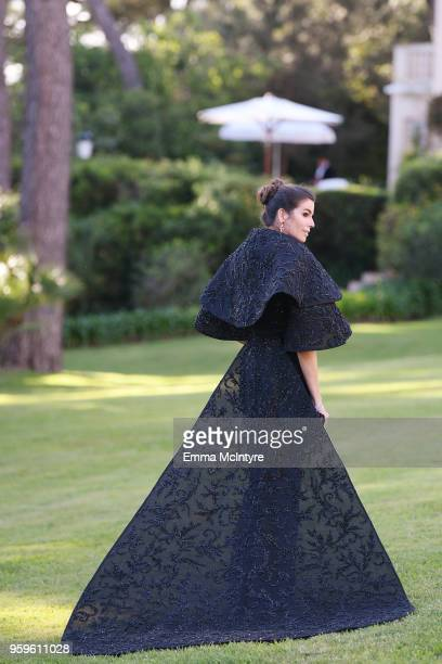 Chris Pitanguy attends the cocktail at the amfAR Gala Cannes 2018 at Hotel du CapEdenRoc on May 17 2018 in Cap d'Antibes France