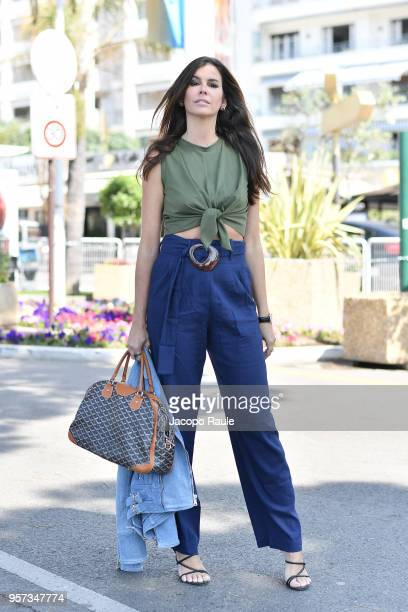 Chris Pitanguy is seen during the 71st annual Cannes Film Festival at on May 11 2018 in Cannes France