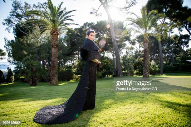 Chris Pitanguy poses for portraits at the amfAR Gala Cannes 2018 cocktail at Hotel du CapEdenRoc on May 17 2018 in Cap d'Antibes France