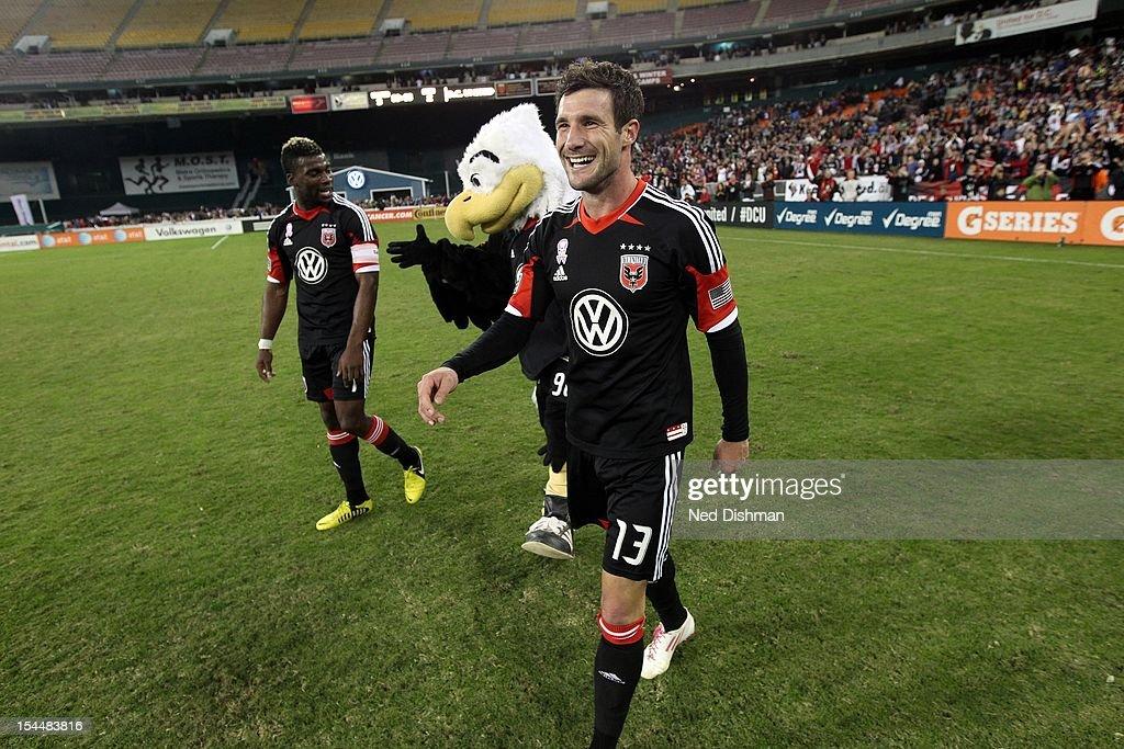 Colombus Crew v D.C. United : News Photo