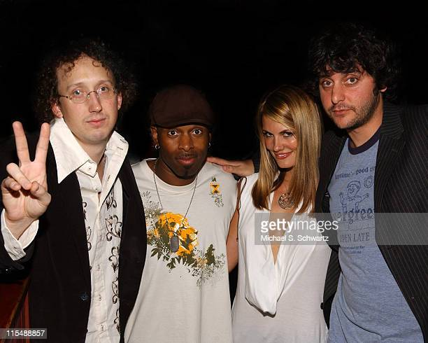 Chris PorterTy Barnett Courtney Hansen and Ben Gleib