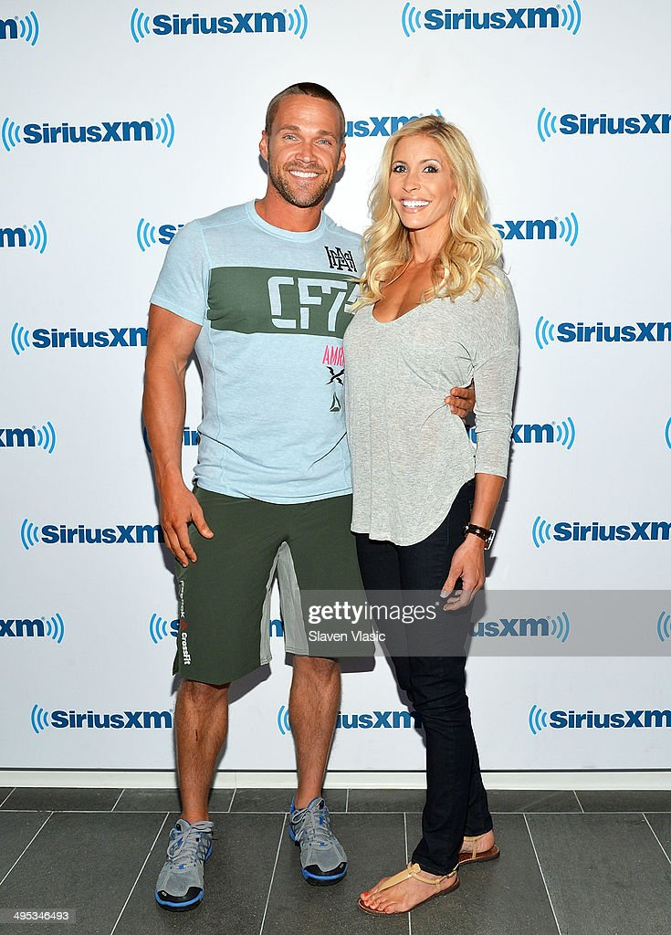Celebrities Visit SiriusXM Studios - June 2, 2014
