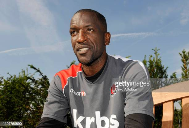 Chris Powell Manager of Charlton Athletic FC 2nd September 2011