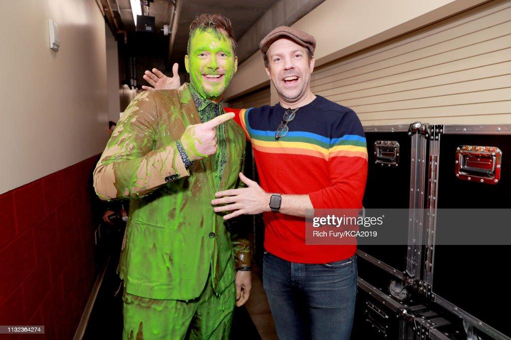 CA: Nickelodeon's 2019 Kids' Choice Awards - Backstage