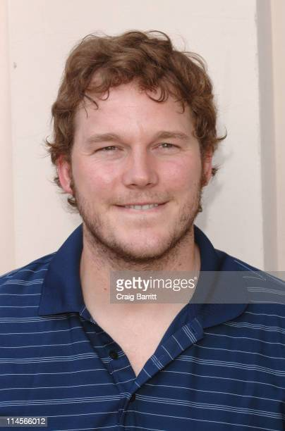 Chris Pratt attends 'Parks And Recreation' EMMY Screening at Leonard Goldenson Theatre on May 23 2011 in Hollywood California
