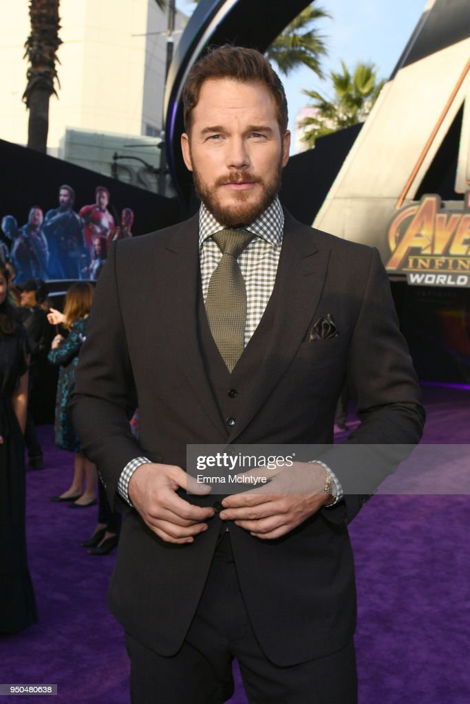 "Premiere Of Disney And Marvel's ""Avengers: Infinity War"" - Red Carpet"
