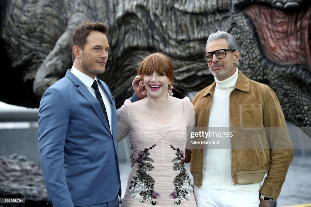 'Jurassic World: Fallen Kingdom' Photocall