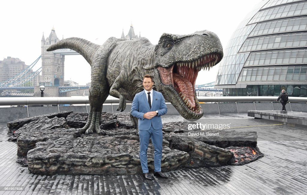 """Jurassic World: Fallen Kingdom"" - Photocall"