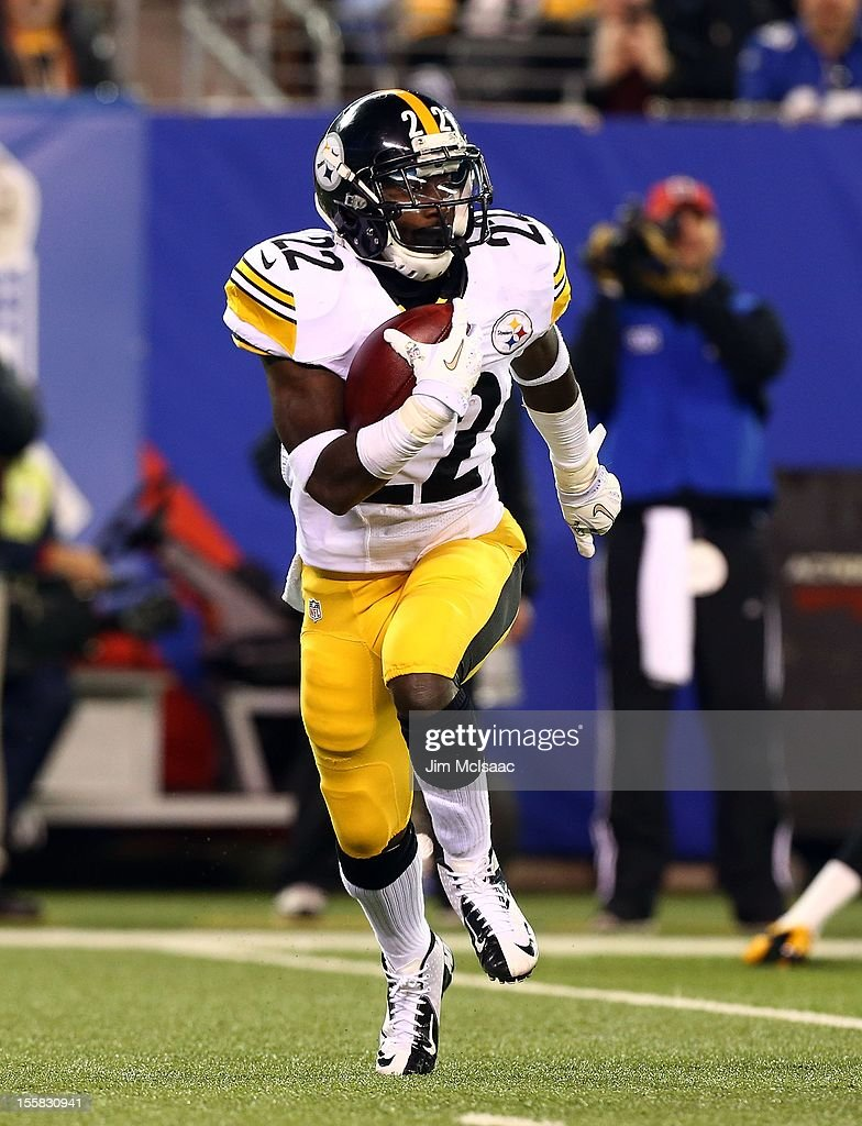 Pittsburgh Steelers v New York Giants  : News Photo