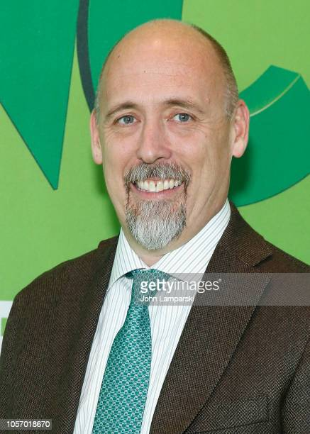 "Chris Renaud attends ""Dr. Seuss' The Grinch"" New York premiere at Alice Tully Hall, Lincoln Center on November 3, 2018 in New York City."