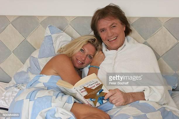Chris Roberts, Ehefrau Claudia Roberts, Urlaub, Puerto Colom/Mallorca/Spanien, , Balearen, Appartement, Sänger, Sängerin, Ehemann, Familie,...