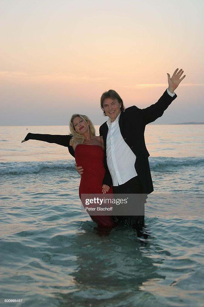 Chris Roberts Ehefrau