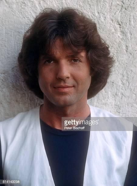 Chris Roberts Porträt ca 1977 in Deutschland