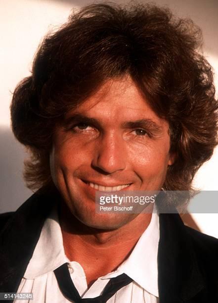 Chris Roberts Porträt ca 1984 in Deutschland