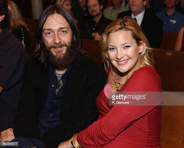 Chris Robinson and Kate Hudson during the 2 hour special that premieres Saturday November 15th at 8pm EST/PST on CMT