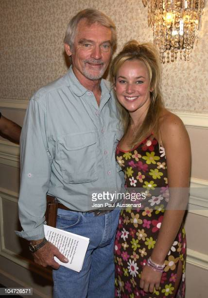 Chris Robinson Robin Richards during ABC's General Hospital Fan Day at Sportsman's Lodge in Studio City California United States