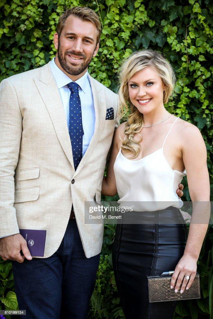 Celebrities Attend Wimbledon 2017