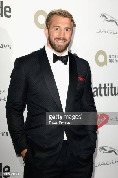 Chris Robshaw attends the Virgin Holiday's Attitude Awards 2017 at The Roundhouse on October 12 2017 in London England