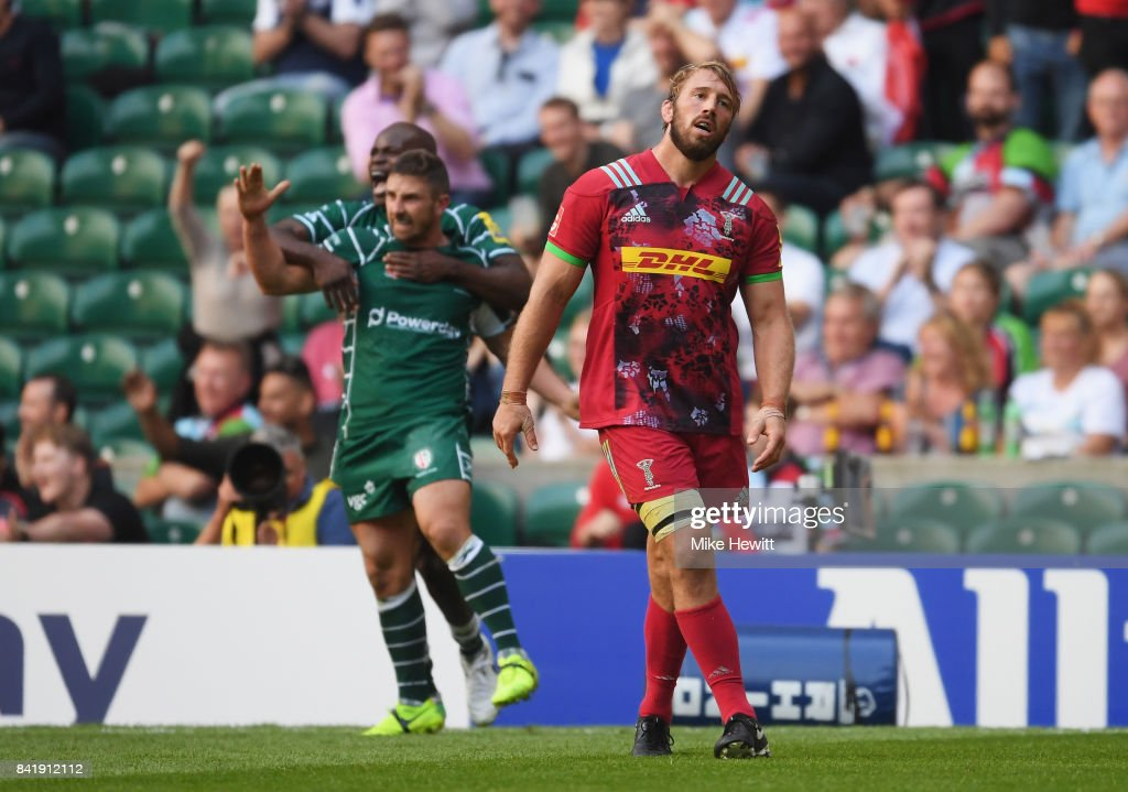 London Irish v Harlequins - Aviva Premiership