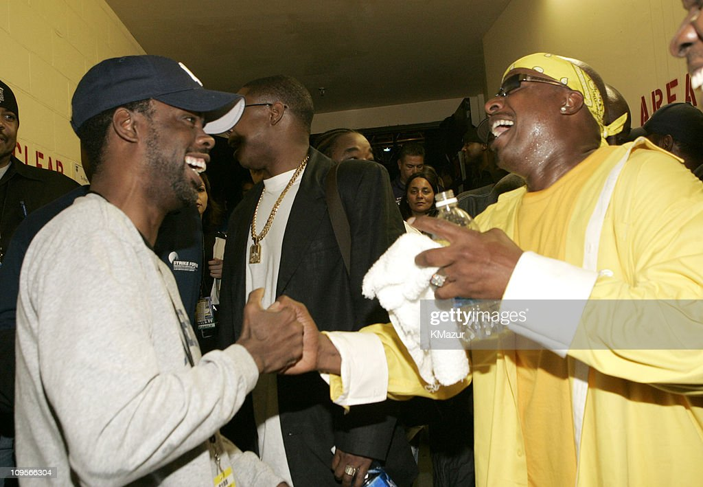 2004 VH1 Hip Hop Honors - Audience and Backstage