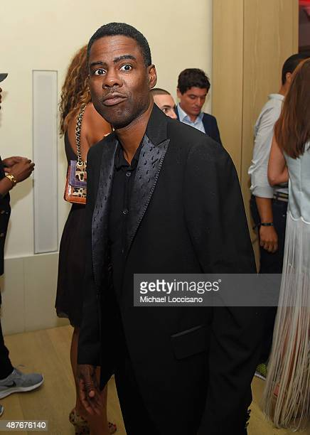 Chris Rock attends the Rihanna Party at The New York Edition on September 10 2015 in New York City