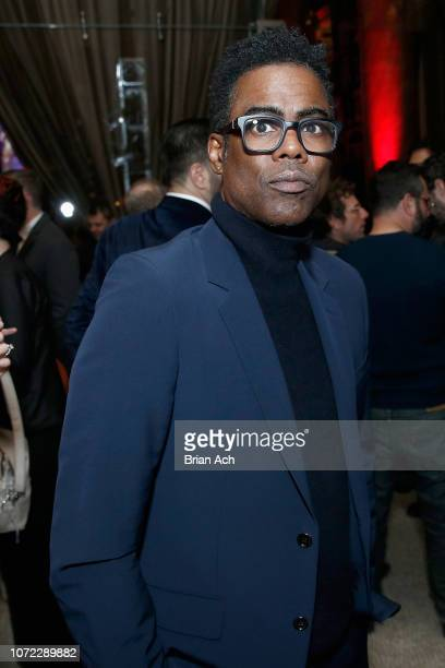 Chris Rock attends the TIME Person Of The Year Celebration at Capitale on December 12 2018 in New York City