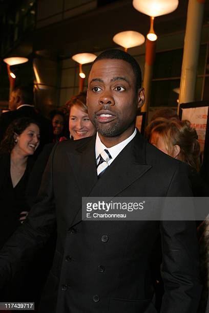 Chris Rock during Fox Searchlight Pictures Presents the Los Angeles Premiere of I Think I Love My Wife at Arclight Theater in Hollywood CA United...