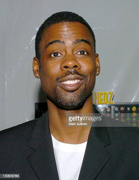 Chris Rock during Mattel Celebrity Retreat Presented by Backstage Creations at Kids' Choice Awards '05 Day 2 at UCLA Pauley Pavilion in Westwood...