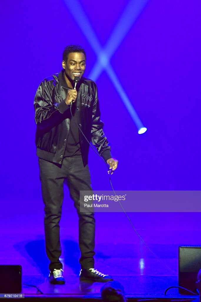 Chris Rock Total Black Out Tour - Boston, MA