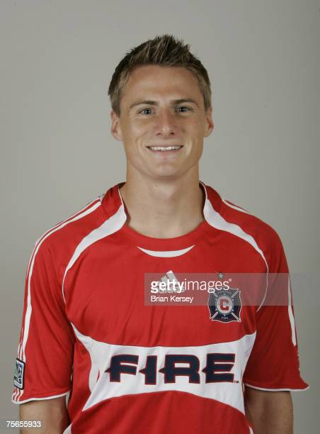 Chris Rolfe 2007 Chicago Fire