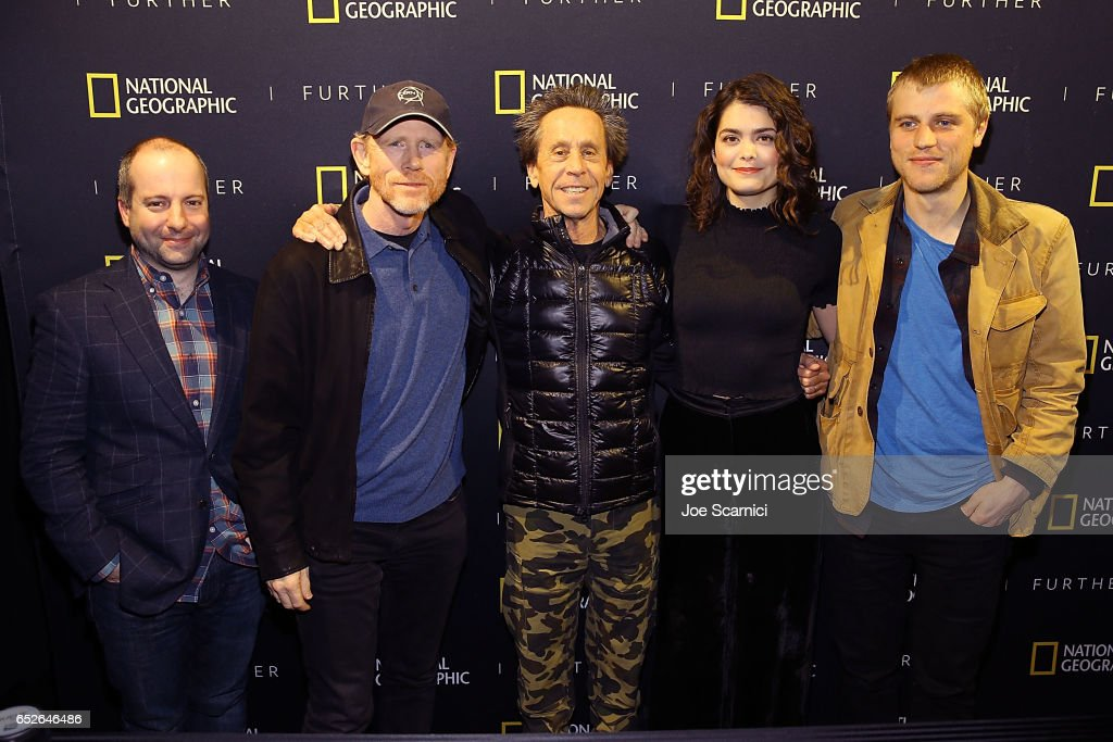 "National Geographic Presents ""Nat Geo Further Base Camp"" At SXSW 2017 - Day 2"