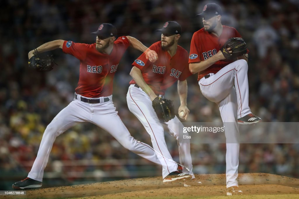 Image result for Chris sale getty images