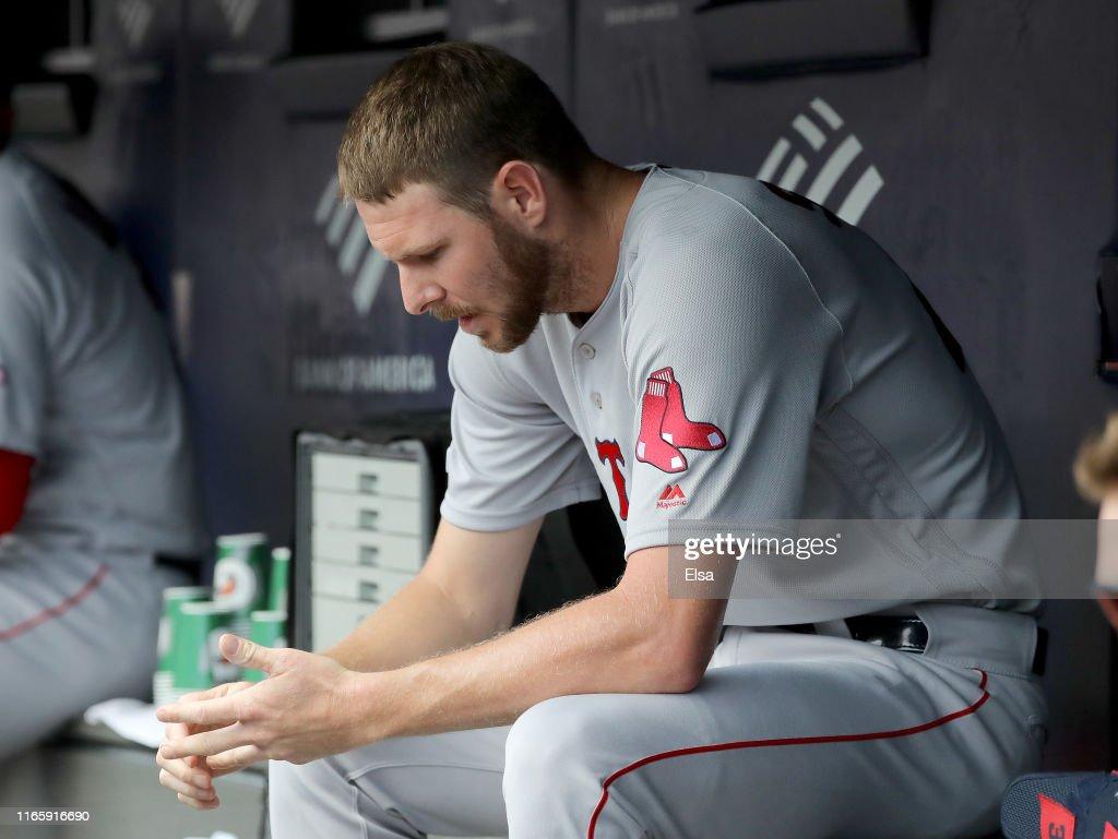Boston Red Sox v New York Yankees - Game One : News Photo