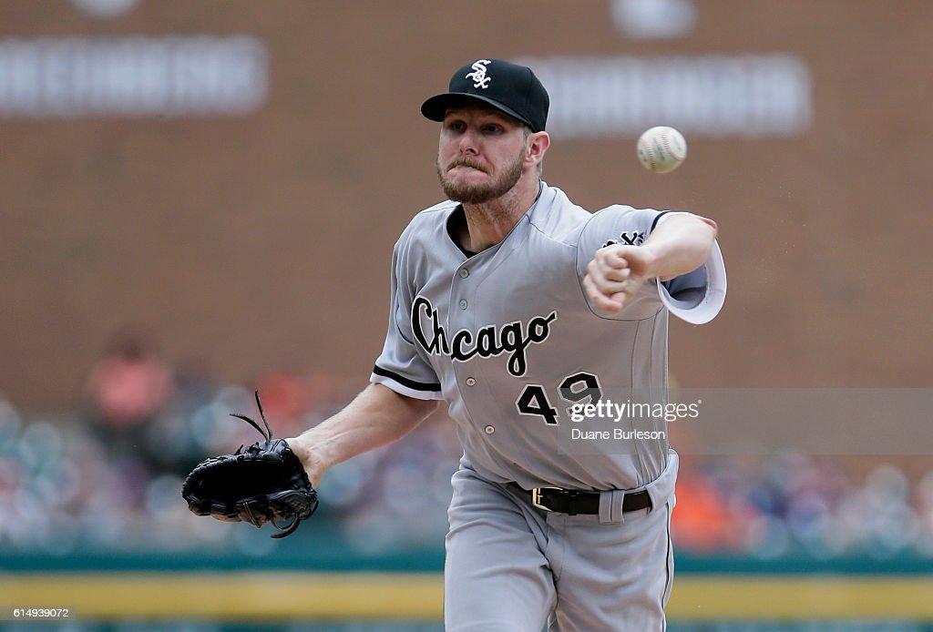 Chicago White Sox v Detroit Tigers : News Photo