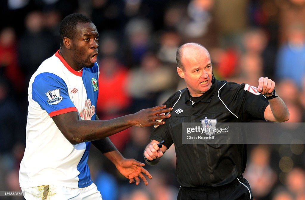 Blackburn Rovers v Stoke City - Premier League