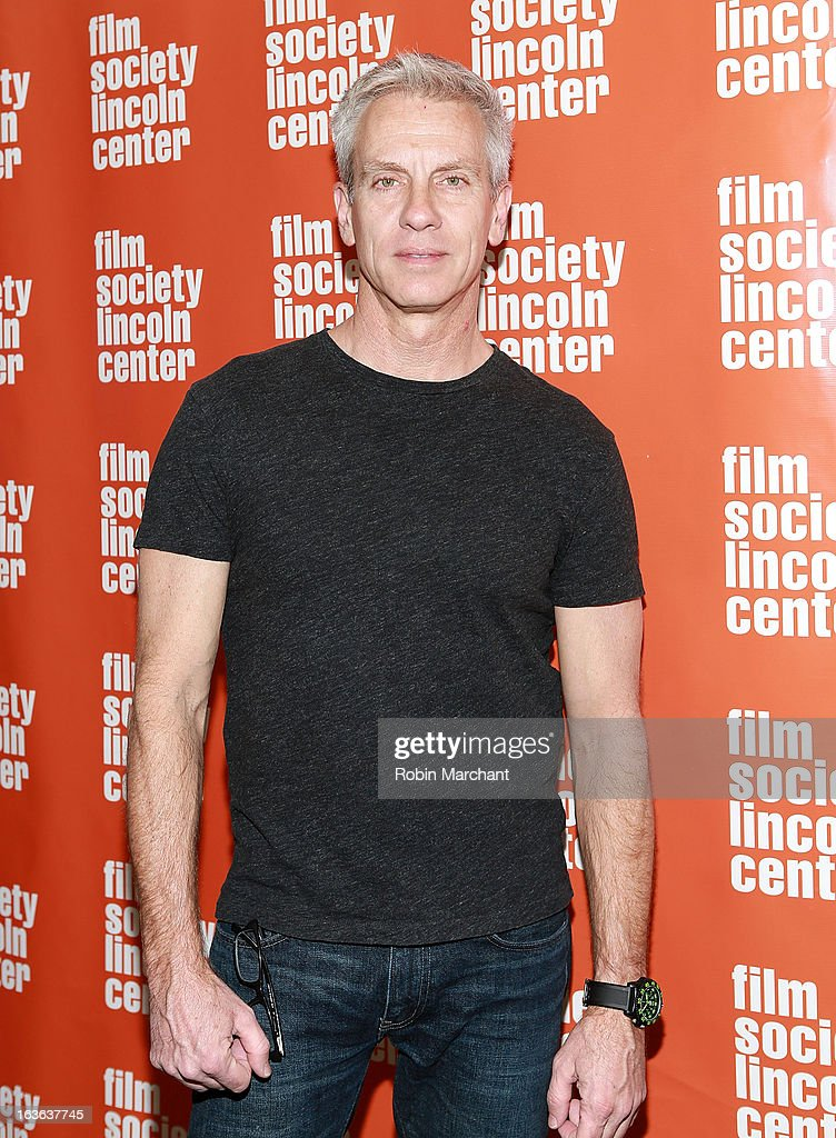 Chris Sanders attends 'The Croods' screening at The Film Society of Lincoln Center, Walter Reade Theatre on March 13, 2013 in New York City.