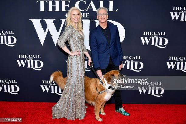 Chris Sanders attends the Premiere of 20th Century Studios' The Call of the Wild at El Capitan Theatre on February 13 2020 in Los Angeles California