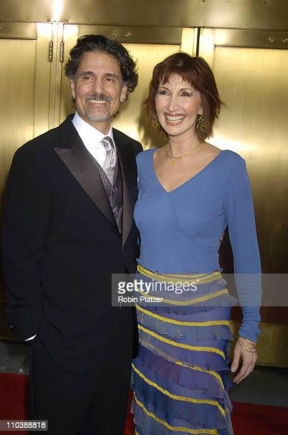 Chris Sarandon and Joanna Gleason nominee Best Performance by a Featured Actress in a Musical for Dirty Rotten Scoundrels