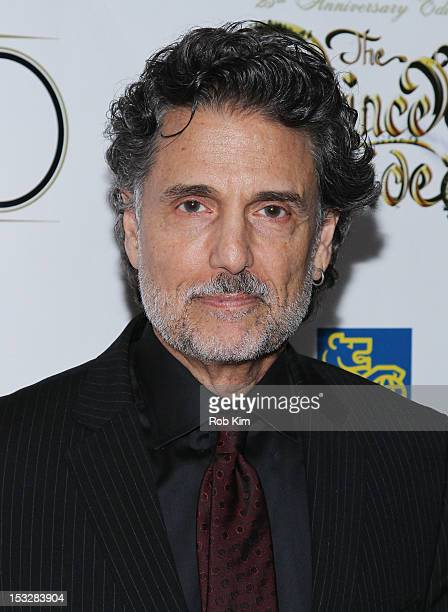 """Chris Sarandon attends the 25th Anniversary Screening & Cast Reunion Of """"The Princess Bride"""" During The 50th New York Film Festival at Alice Tully..."""